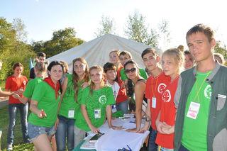 Социально значимые проекты, разработанные волонтерами на слете, воплотят в жизнь уже в этом году