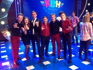 Финалистом телевизионной международной Лиги КВН стала команда из Уссурийска