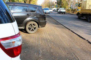 Ремонт улицы Суханова закончится на следующей неделе