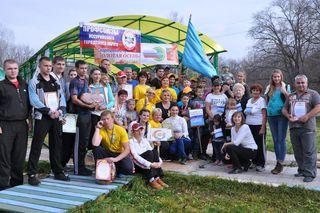 Профсоюз работников государственных учреждений провел спортивный праздник «Золотая осень»