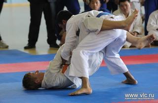 Международный чемпионат по джиу-джитсу «Vladivostok open 2015» прошел в минувшие выходные