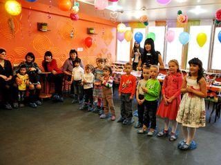День ангела для детей-сирот организовал и провел благотворительный фонд «Сохрани жизнь»