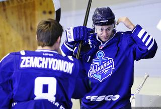 С начала сезона более 1000 уссурийцев посетили игры хоккейного клуба «Адмирал»