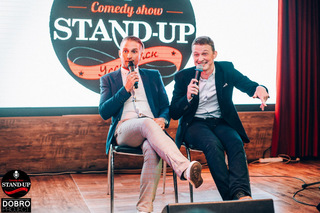 Открытие 2-го сезона Stand Up состоялось в Уссурийске (фото и видео-отчет)