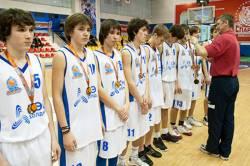Во Владивостоке завершились финальные игры приморского этапа школьной баскетбольной лиги