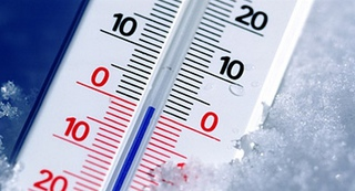 В ноябре в Уссурийске средняя месячная температура воздуха составит минус 4 ˚С