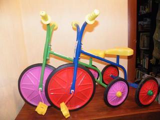 Полицейские задержали подозреваемую в краже двух детских велосипедов в Уссурийске
