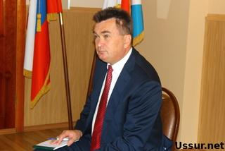 Губернатор Приморского края В. Миклушевский посетил с рабочим визитом Уссурийский городской округ