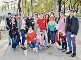 Уссурийские добровольцы примут участие в краевом конкурсе «Волонтёр года»