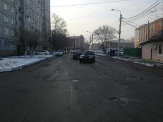 44-летний мужчина получил сотрясение головного мозга в ДТП в Уссурурийске