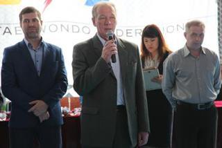 Открытый турнир по тхэквондо ВТФ прошел в минувшие выходные в Уссурийске