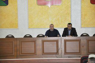Cовещание по работе управляющих организаций прошло в администрации Уссурийска