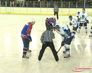 Уссурийская хоккейная команда «Приморье» - чемпион России!