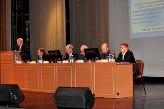 Приморские спасатели подвели итоги работы за год на пленарном заседании в Уссурийске
