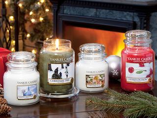 Премиальные ароматические свечи YANKEE CANDLE из США теперь и в Уссурийске