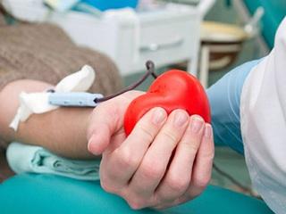 Доноры Приморья приняли участие в первой в 2016 году акции по сдаче крови