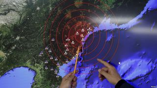 КНДР подорвала водородную бомбу в 200 километрах от Приморского края