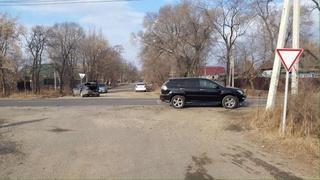 9-летний ребенок пострадал в ДТП в Уссурийске