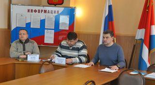 Заседание штаба по ликвидации чрезвычайной ситуации состоялось в администрации Уссурийска