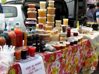 Продовольственная ярмарка на центральной площади Уссурийска начнет свою работу с 4 марта