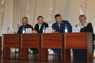 На встречу с главой администрации пришли 129 жителей Алексей-Никольской территории