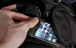 Сотрудники полиции задержали подозреваемого в краже мобильного телефона на Автовокзале Уссурийска