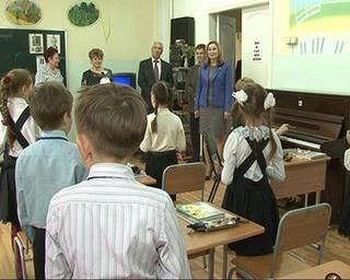 Уссурийск посетила депутат Госдумы Эльмира Глубоковская