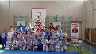 Внутриклубные соревнования спортивного клуба «КУДО -2006» прошли в Уссурийске