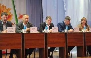 Очередную встречу с населением глава администрации Уссурийского городского округа провел в селе Степном