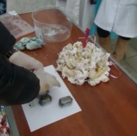 В Уссурийске сотрудниками транспортной полиции пресечена попытка передачи наркотических средств в СИЗО