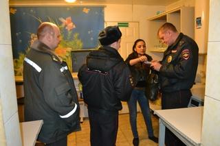 Сотрудники полиции совершили рейд по уссурийским кафе восточной кухни