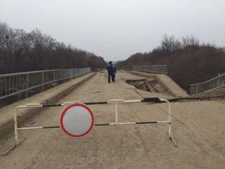 В Приморье обрушился второй мост, теперь под Уссурийском