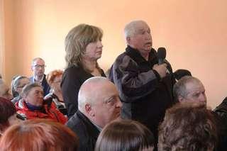 Жители Раковской территории встретились с главой администрации Уссурийского городского округа