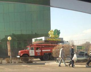 В общей сложности 300 кв. метров выгорело при пожарах в ТЦ Уссурийска и Находки