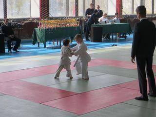 102 юных спортсмена приняло участие в турнире по дзюдо в Уссурийске