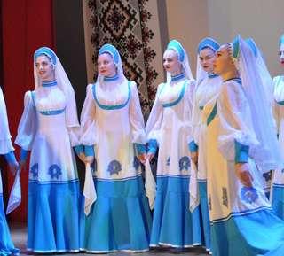 Лучшие творческие коллективы сел округа выступили на гала-концерте «Здесь зажигают звезды»