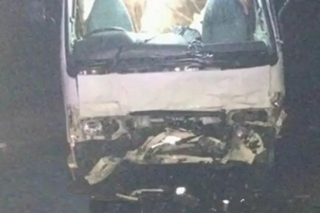 Под Уссурийском погиб таксист из Владивостока