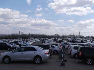 Авторынок Уссурийска: курс позволяет понемногу привозить машины