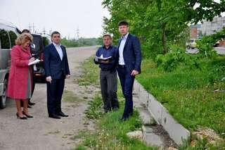 Глава администрации Евгений Корж продолжает рабочие поездки по округу