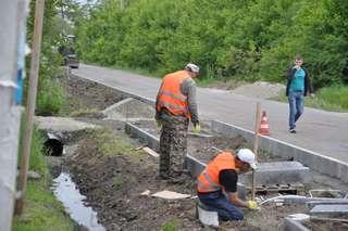Комплексные ремонтные работы проходят на улице Афанасьева