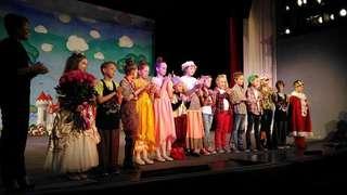 Благотворительный спектакль прошел в театре драмы имени В.Ф. Комиссаржевской