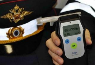 Сотрудники Госавтоинспекции привлекли к ответственности более 5,5 тысяч нетрезвых водителей в Приморье
