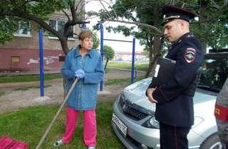 Рейды по усилению охраны общественного порядка проведены в разных микрорайонах Уссурийска