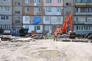 Жители дома на ул. Трудовой, 10 смогут вернуться в свои квартиры уже завтра утром