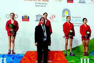 Уссурийские спортсмены прославили ДВФО на играх «Дети Азии»
