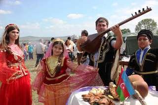 Более 1000 участников ожидают организаторы на краевом фестивале национальных культур «Хоровод дружбы»