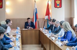 Шесть предприятий Уссурийска стали резидентами Свободного порта Владивосток