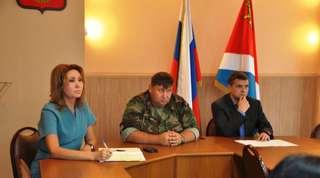 Экстренное совещание по паводковой ситуации в Уссурийском городском округе провел глава администрации