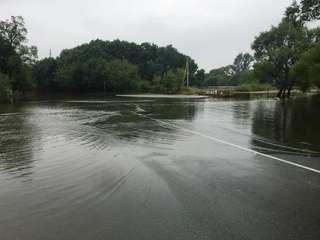 Вторая волна паводков ожидается в Приморье
