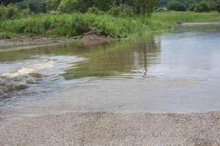 Военнослужащие ВВО оказывают помощь пострадавшим от паводка в Уссурийском городском округе